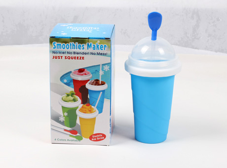 SW-SC-03 Magic frozen squeeze ice cup
