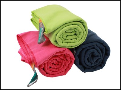 90%polyester,10%nylon cooling towel