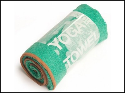 Yoga sports towel