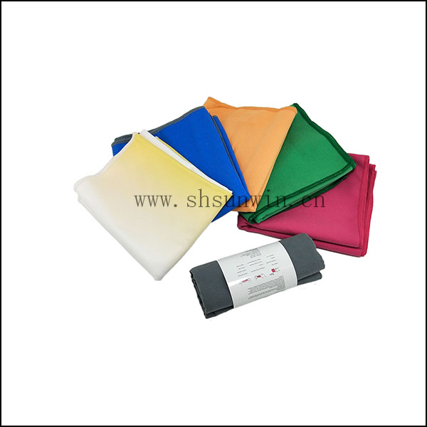 Wholesale Custom Logo Cheap Sport Microfiber Cooling Towel